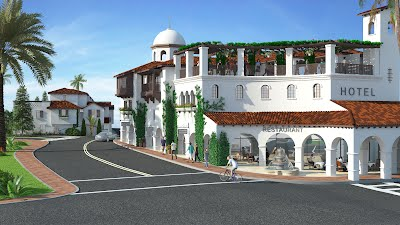 Plan Pitched For Hotel Apartments In Downtown San Juan Oedekerk