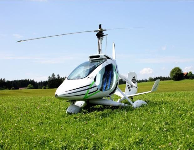 Rotortec Cloud Dancer II - Stingray's List of Rotorcraft