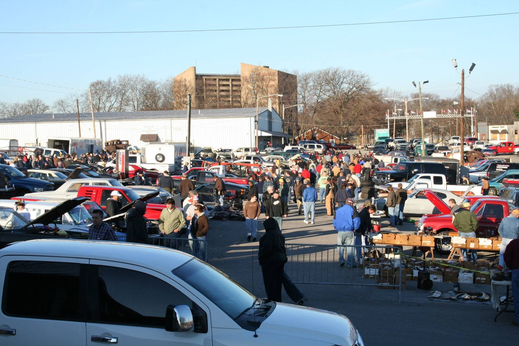 thompson speedway swap meet 2012 election