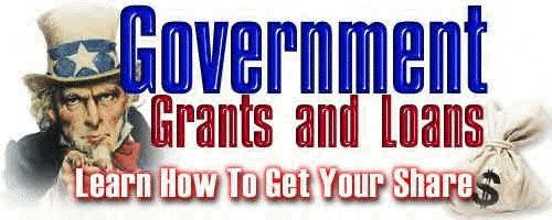 Clip Art of Business Grants