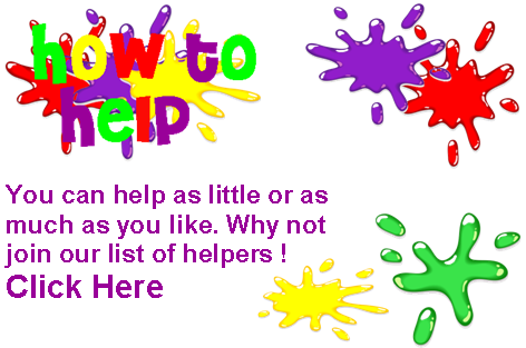 join our helpers list and become a ptfa helper