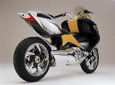Honda griffon scooter luxury motor concept honda griffon scooter concept is revolutionary style and advanced technology combine to create this concept model for a new generation motorcycle publicscrutiny Choice Image