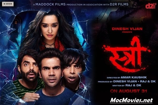 Stree Full Movie Download 720p HDRip Mocmovies
