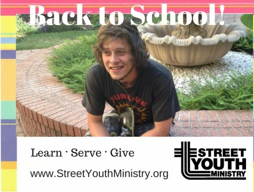 donate.StreetYouthMinistry.org