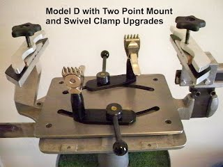 Swivel String Clamp Upgrade Kit - Stringer Upgrade