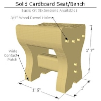 http://www.ponoko.com/build-your-own/furniture/solid-cardboard-curvy-chair-seat-or-bench-8218