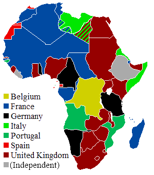 Africa's Colonial History   Democracy in South Africa