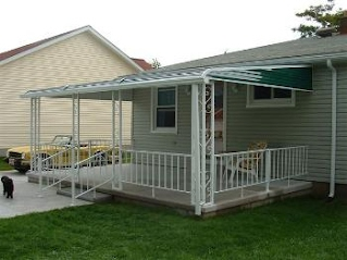 Aluminum Awnings VanceStrunkConstruction