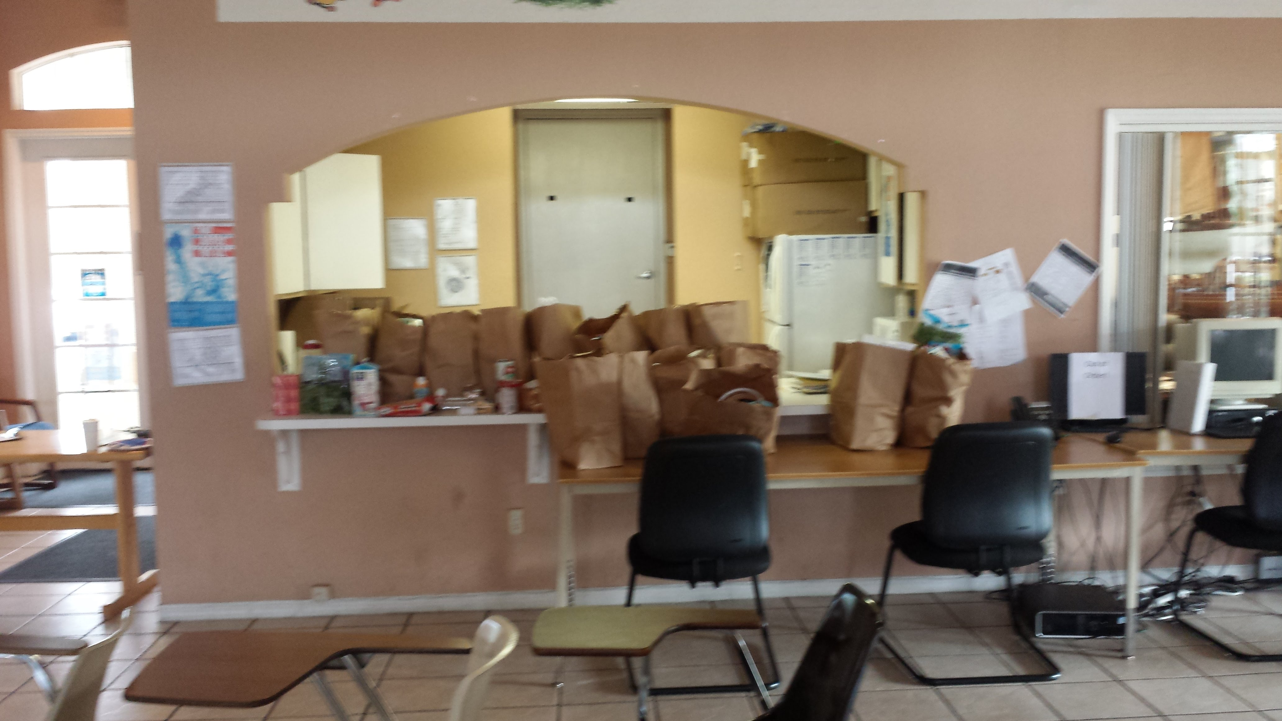 STS FOOD PANTRY located inside Metro Place Apartments 1049 Kirkman