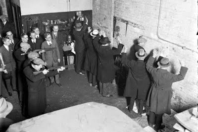 The Crime Scene And Evidence Collection St Valentine S Day Massacre