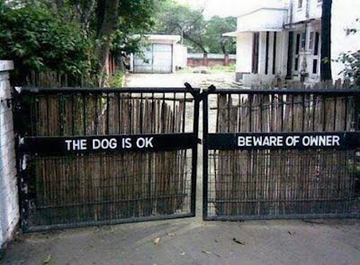 Beware of the Dog 1