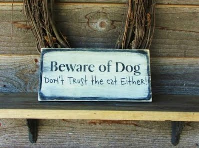 Beware of the Dog 4