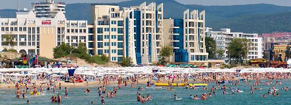 Weather At Sunny Beach Bulgaria
