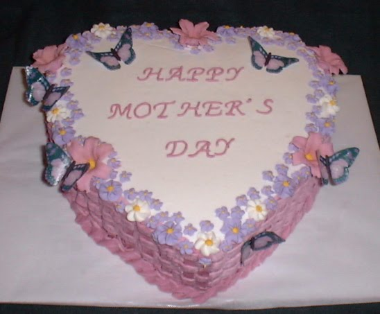 Mothers Day Sheet Cakes