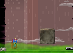 Fly Superman Fly - Superman Game