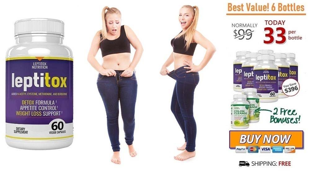 Leptitox Reviews ,Diet Pills, Trial Benefits, Price & Buy Leptitox !