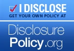SurayBlog's Site Wide Disclosure Policy
