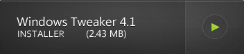 Windows Tweaker 4.1 - Installer