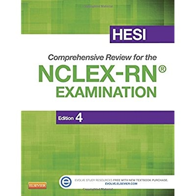Download HESI Comprehensive Review For The NCLEX RN Examination 4e Ebook PDF Free