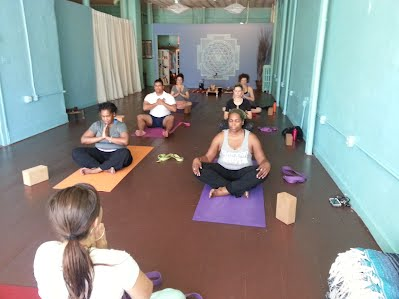 Svasti Yoga Center for Healing and Transformation