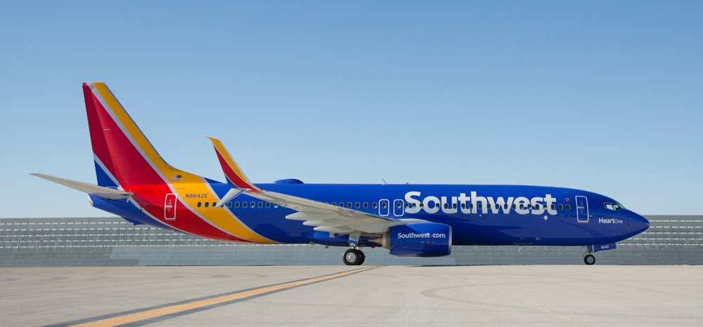 Southwest Airlines Of Roblox