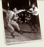 The Lindy Hop