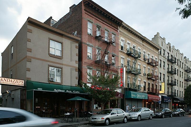 Arthur Ave Best Restaurants Bronx Ny