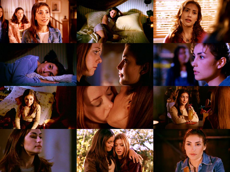 Iyari Limon as Kennedy, in many different scenes, including her kiss with Willow