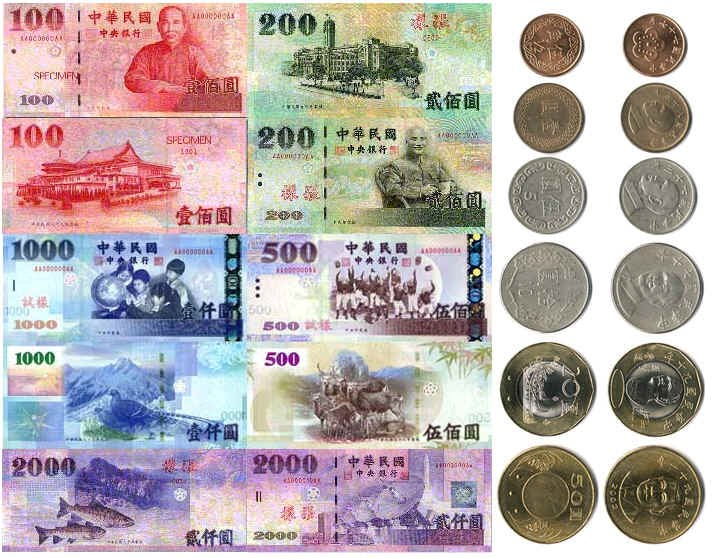 Click Here To Convert Taiwan Dollars U S
