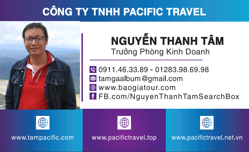tam pacific travel