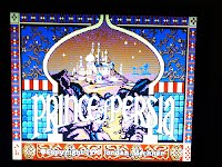 PoP (EGA) with Scanlines