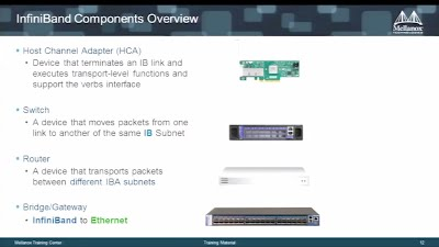 Ethernet or Infiniband