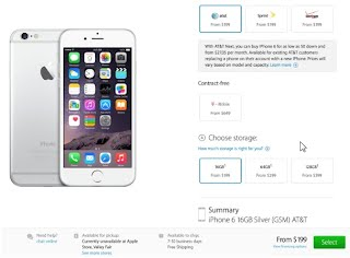 http://www.macrumors.com/2014/09/12/iphone-6-shipping-estimates-slipping/