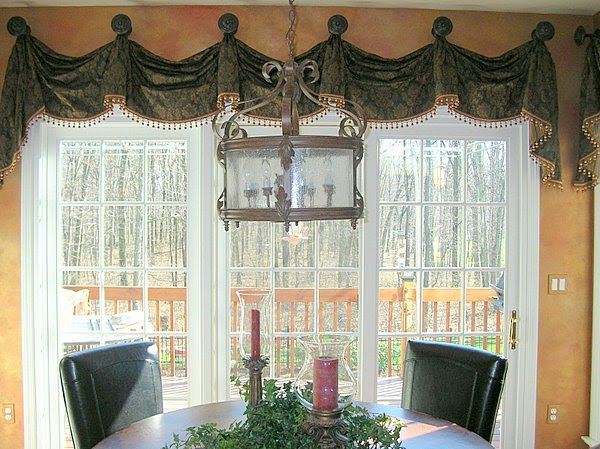 1000+ images about Curtains & Drapes on Pinterest | Bay window ...