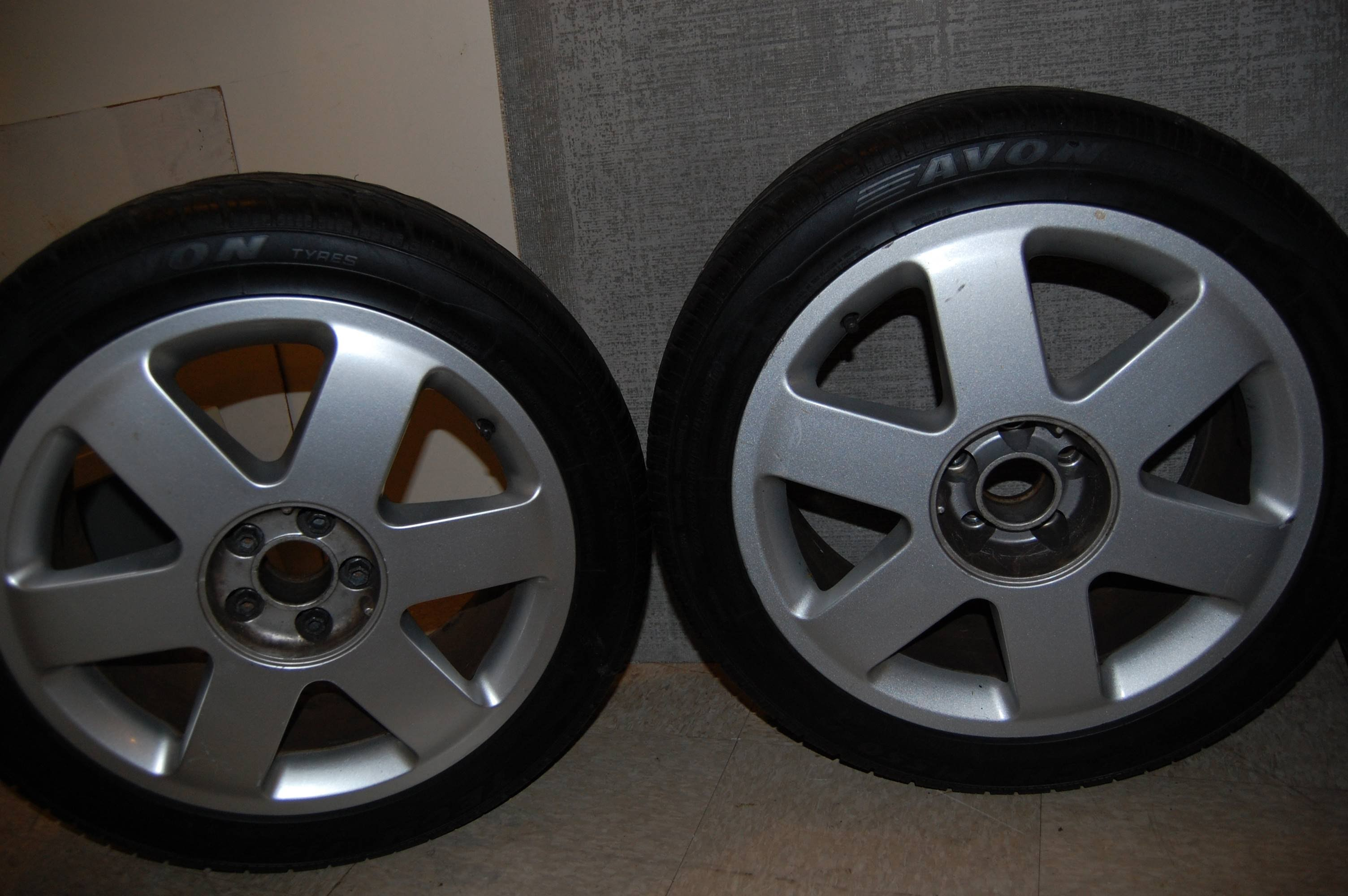 vwvortexcom stock   audi tt wheels