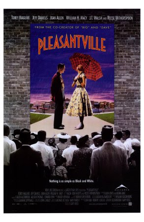 an analysis of the film pleasantville Essays related to change - pleasantville 1 pleasantville discuss in the film, pleasantville, all characters experience change -- not progress.