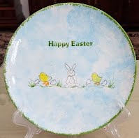 https://www.ebay.com/itm/My-Cute-Happy-Easter-Bunny-With-Chicks-8-Plate-Hand-Glazed-Painted-by-ME/224166971099?hash=item34316486db:g:oX0AAOSwvSJfaq-e