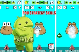 Hack Game Virtual Pet Owners Pou For Android - Temple Run Oz