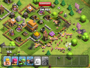 clash of clan download for android
