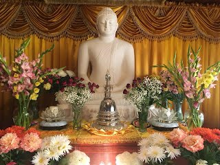 Statue of Lord Buddha