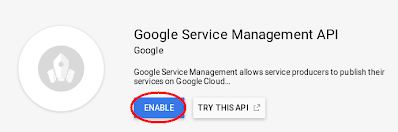 Enable the Service Management API