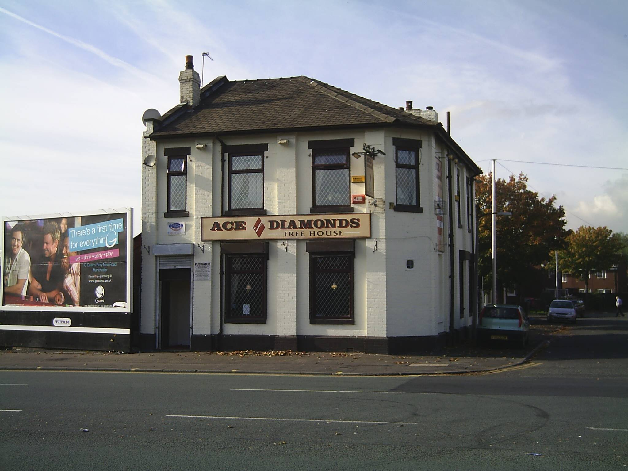 Diamonds pub highlands