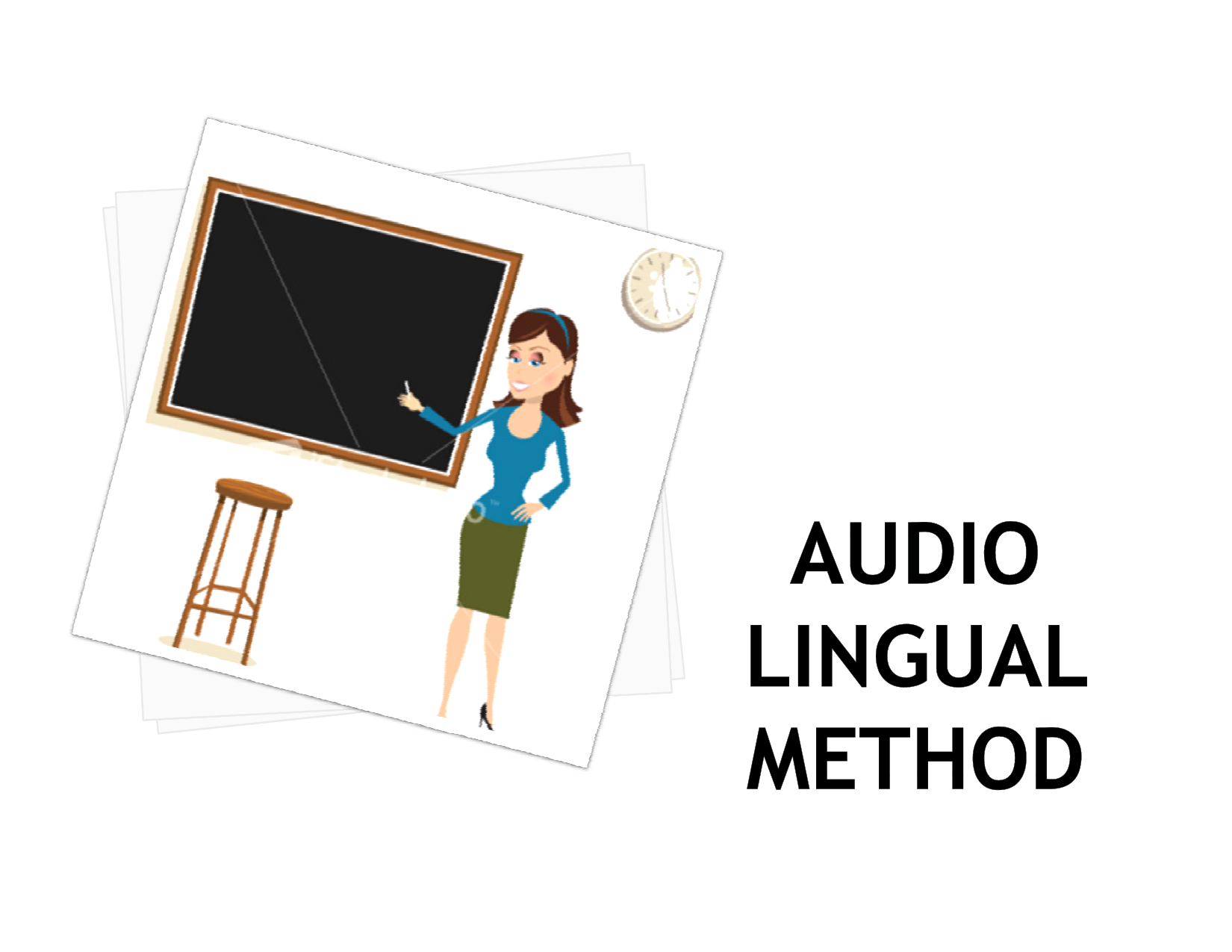 The differences between the SLT, Direct Method, and Audiolingual Method