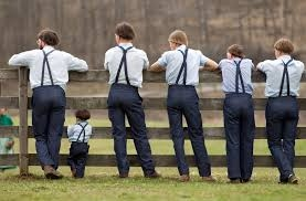 norms sanctions the amish subculture the amish men like the women wear a very plain clothing