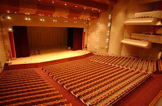 The Gilliam Concert Hall