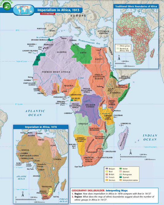 map of africa after berlin conference A Berlin Conference Divides Africa The Berlin Conference map of africa after berlin conference