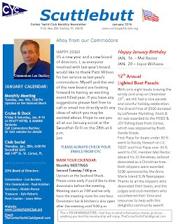 CYC Newsletter