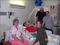 Ryan Hospital Friends Family