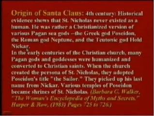Origin Of Christmas Pagan.The Origin Of Christmas Celebrations Christ Our Truth