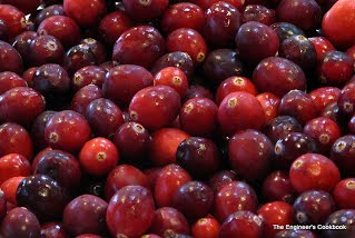 Tasty, Tart Cranberries Remind me of Thanksgiving